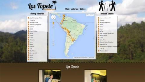 Mochilaso.com Home Page
